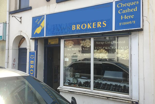 Retail premises for sale in Baneswell Road, Newport