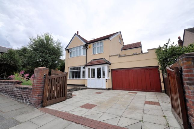 Thumbnail Detached house for sale in Gloucester Road, Wallasey