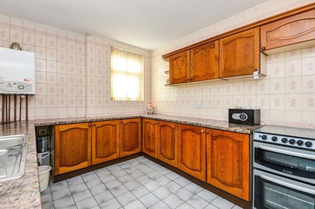 Kitchen of Central Drive, Morecambe, Lancashire, United Kingdom LA4