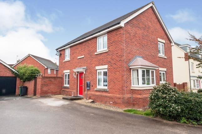 Thumbnail Detached house for sale in Cosford Close, Kingsway, Quedgeley, Gloucestershire