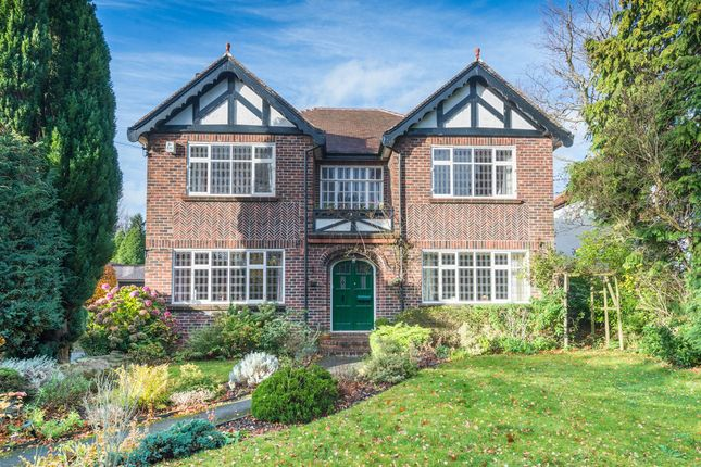 Thumbnail Detached house for sale in Ecclesall Road South, Sheffield