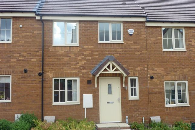 Thumbnail Property to rent in Convent Drive, Stoke Golding, Nuneaton