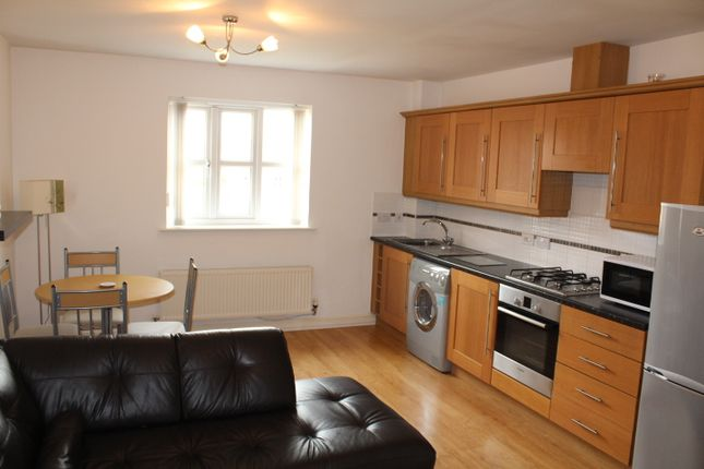 Thumbnail Flat to rent in Wychwood Village, Weston, Crewe, Cheshire