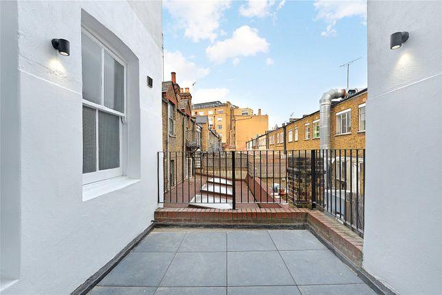Roof Terrace of Old Brompton Road, South Kensington, London SW7