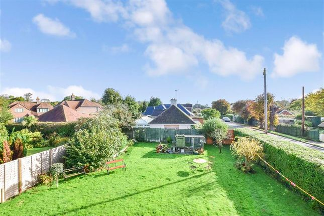Thumbnail Bungalow for sale in Broad Road, Hambrook, Chichester, West Sussex
