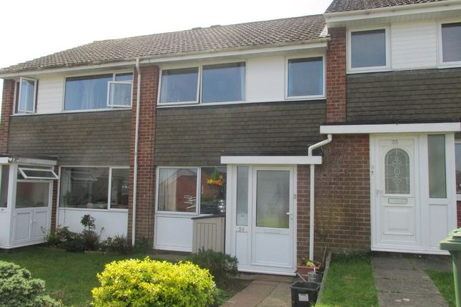 Thumbnail Terraced house for sale in Paxton Close, Hedge End, Southampton