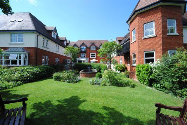 Thumbnail Flat for sale in The Ambassador, London Road, Sunningdale