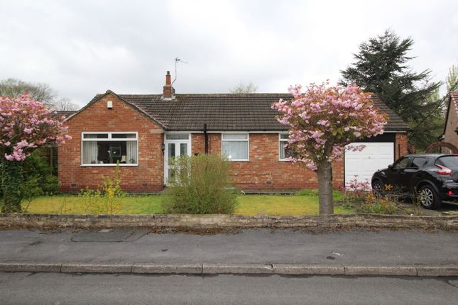 Thumbnail Bungalow to rent in Woodside Drive, High Lane, Stockport