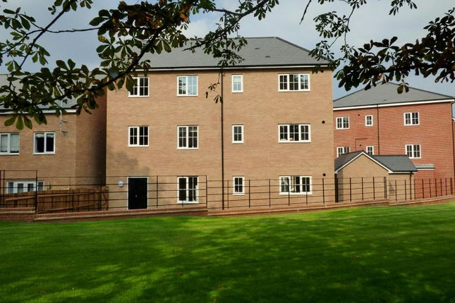 Thumbnail Flat to rent in Tenor Close, Clarence Park, Buckingham