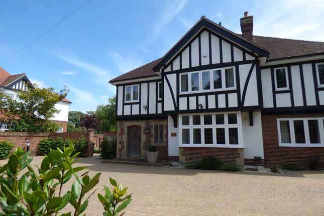Thumbnail End terrace house to rent in Tudor Gardens, Worthing