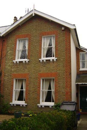 Thumbnail Semi-detached house to rent in Church Passage, Wood Street, High Barnet, Barnet