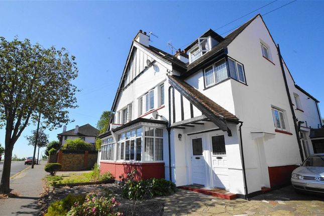 Thumbnail Flat for sale in Harley Street, Leigh-On-Sea, Essex