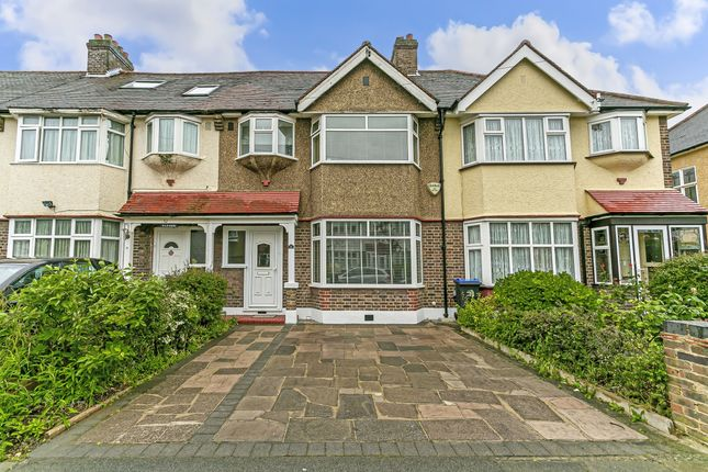Terraced house for sale in Westcroft Gardens, Morden, Surrey