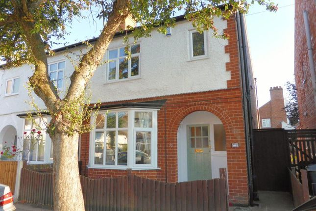 Thumbnail Property to rent in Manvers Road, West Bridgford, Nottingham