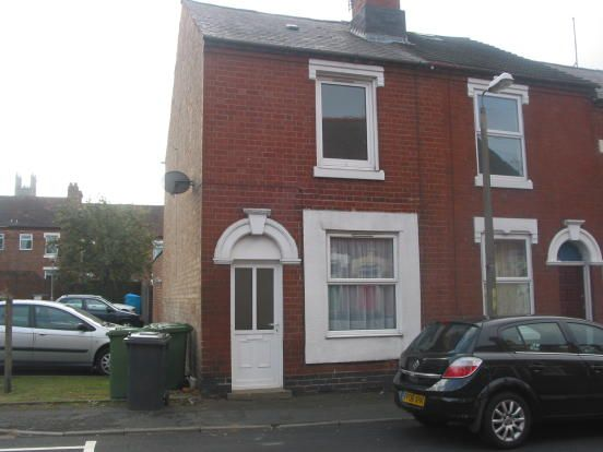 Thumbnail End terrace house to rent in Baxter Avenue, Kidderminster
