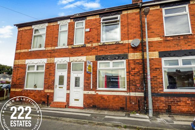 Thumbnail Terraced house to rent in Alfred Street, Cadishead, Manchester