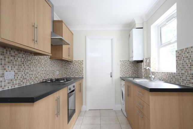 Thumbnail Terraced house to rent in Dawlish Road, London