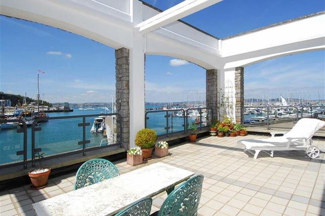 Thumbnail Flat for sale in Berry Head Road, Harbour Area, Brixham