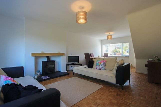 Thumbnail Semi-detached house to rent in Le Sor Hill, Peterston-Super-Ely, Cardiff