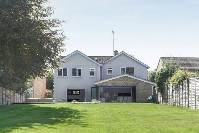 Thumbnail Detached house for sale in Nicholas Road, Henley-On-Thames