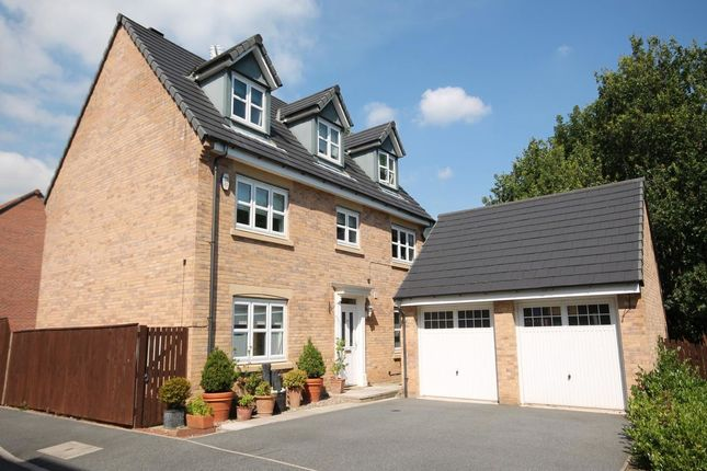 Thumbnail Detached house for sale in Coltpark Woods, Hamsterley Colliery, Newcastle Upon Tyne