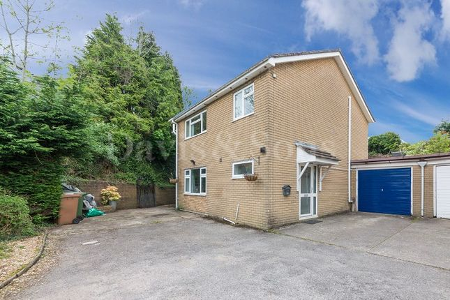 Thumbnail Detached house for sale in Moriah Hill, Risca, Newport.