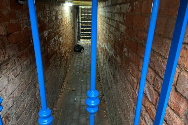 Rear Access of Sudbury Street, Derby DE1
