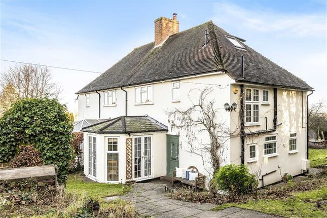 Thumbnail Semi-detached house for sale in The Crossways, Guildford, Surrey