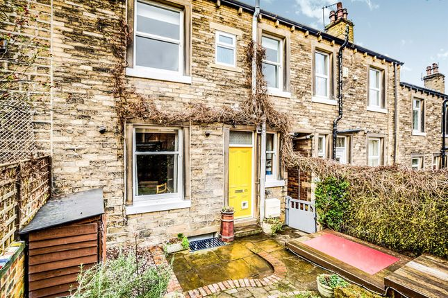 Thumbnail Terraced house for sale in Clement Street, Birkby, Huddersfield