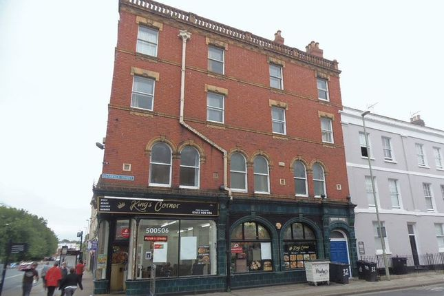 Thumbnail Flat for sale in Clarence Street, Gloucester
