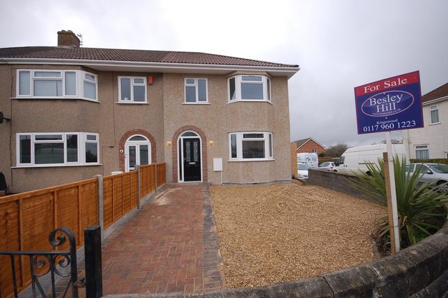 Thumbnail End terrace house for sale in Brockhurst Road, Bristol