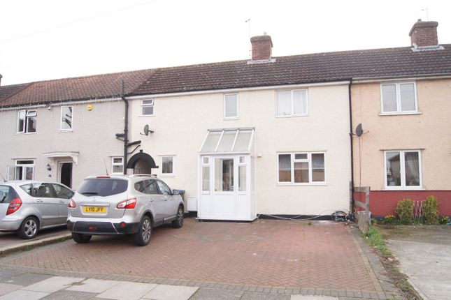 Thumbnail Terraced house for sale in Broadfield Square, Enfield