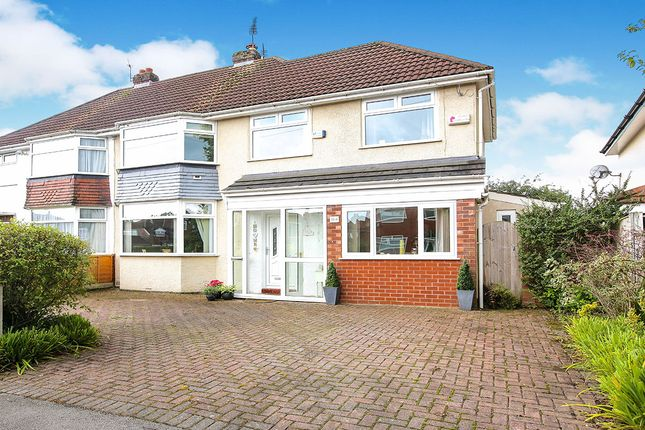 Thumbnail Semi-detached house for sale in Brown Lane, Heald Green, Cheadle, Cheshire