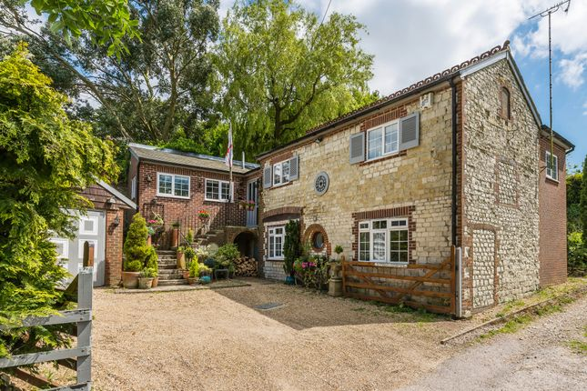 Thumbnail Detached house for sale in Langrish, Petersfield