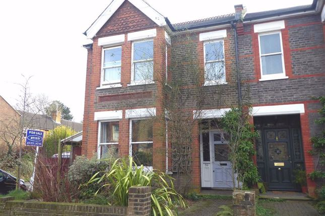 Thumbnail Semi-detached house for sale in Kingsfield Road, Oxhey, Watford