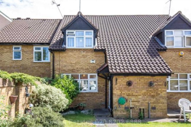 Thumbnail Semi-detached house to rent in Galdana Avenue, New Barnet, Barnet