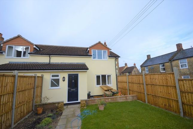 Thumbnail Semi-detached house to rent in Middle Street, Misterton, Crewkerne