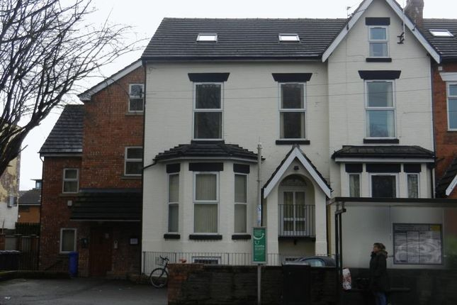Thumbnail Flat to rent in Wilbraham Road, Fallowfield, Manchester