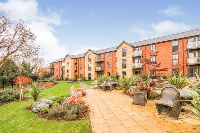 Thumbnail Flat for sale in Saxon Gardens, Penn Street, Oakham, Rutland