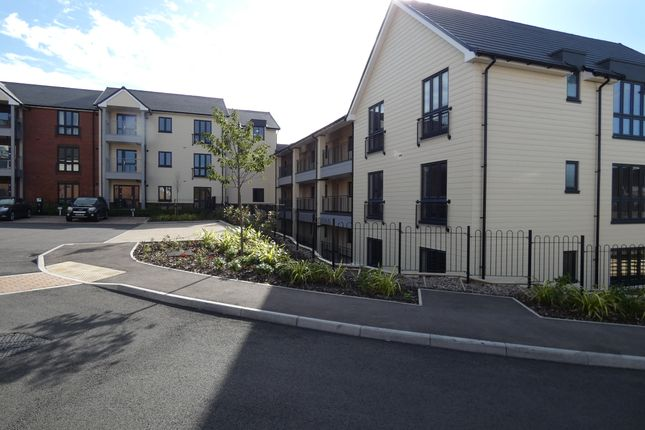 Thumbnail Flat for sale in Apartment 36 Debden House, Fallow Drive, Saffron Walden