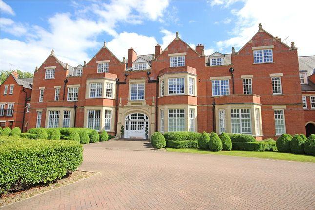 Thumbnail Flat for sale in Boyes Crescent, London Colney, St. Albans, Hertfordshire