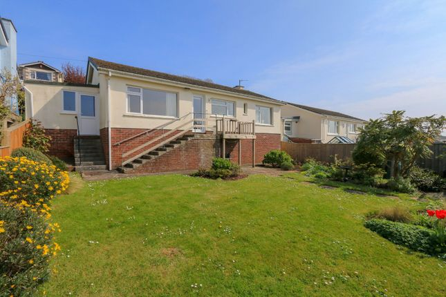 Thumbnail Detached bungalow for sale in Bronescombe Avenue, Bishopsteignton, Teignmouth