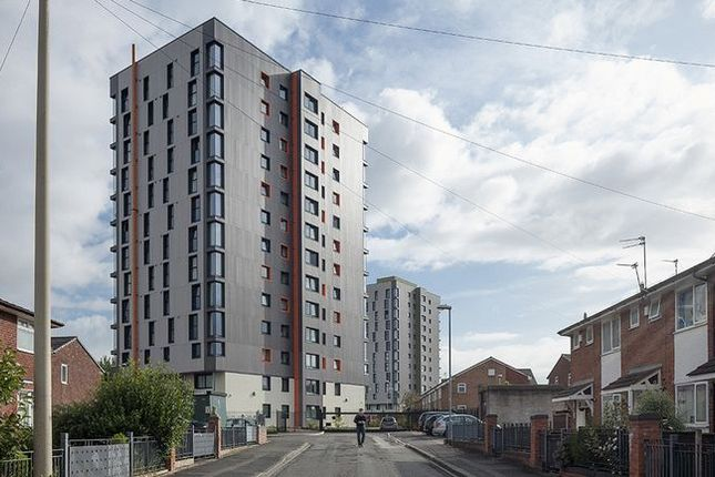 Thumbnail Flat to rent in Ridgway Street, Manchester