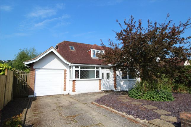 Thumbnail Detached house for sale in Limetree Avenue, Findon Valley, Worthing, West Sussex