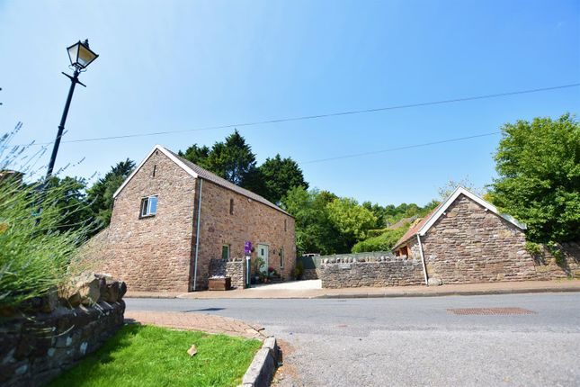 Thumbnail Barn conversion for sale in Clevedon Road, Weston-In-Gordano, Bristol
