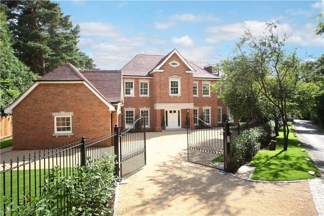 Thumbnail Detached house for sale in Shrubbs Hill Lane, Sunningdale, Berkshire
