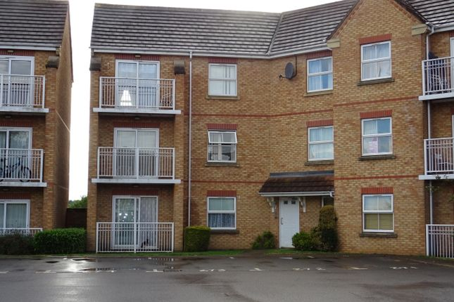 Thumbnail Flat for sale in Kilderkin Court, Parkside, Coventry