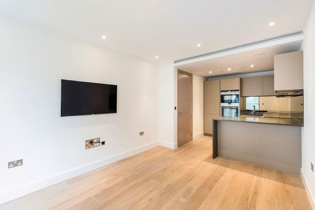 Thumbnail Flat for sale in Chancellors Road, London