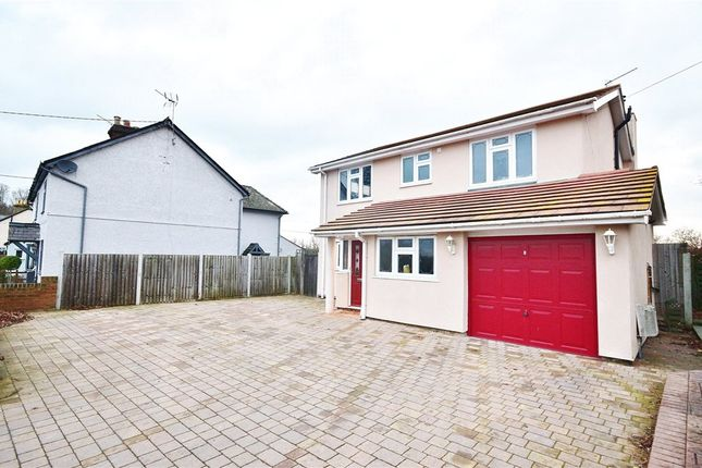 Thumbnail Detached house for sale in New Common, Little Hallingbury, Bishop's Stortford