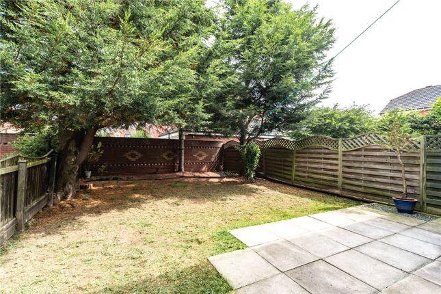 Rear Garden of Millfield Gardens, Nether Poppleton, York YO26